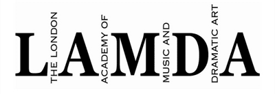 Logo for London Academy of Music and Dramatic arts